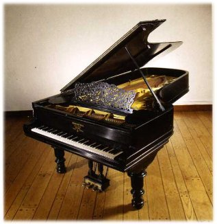 Steinway & Sons Concert Grand